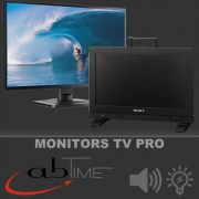 Monitor/TV professionnels