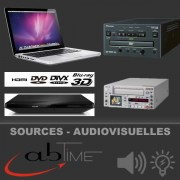 Sources audiovisuelles